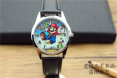 super mario Children Watches Cute Kids Watches Sports Cartoon Watch for Girls boys leather ChildreWristwatches Reloj , https://myalphastore.com/products/super-mario-children-watches-cute-kids-watches-sports-cartoon-watch-for-girls-boys-leather-childrewristwatches-reloj/,