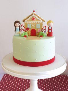 Hansel y Gretel ♥ Peaceofcake ♥ http://peaceofcakedesign.blogspot.pt/2013/03/hansel-gretel-dessert-table_25.html