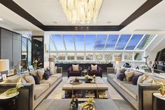 The Plaza's Only Triplex Penthouse Is for Sale for $50 Million Photos | Architectural Digest