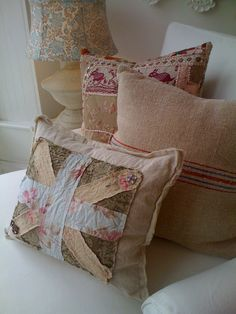 Union jack on Pinterest Union Jack Pillow, Union Jack and Shabby chic