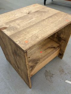 maybe skip coffee table and have super simple small tables like this - den