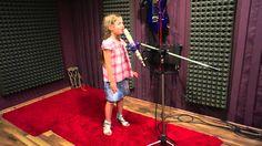9 éves kislány gyönyörű hanggal! #2
