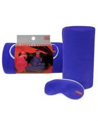 PB Travel Blanket and Eye Mask, Comfort Set  $16.99