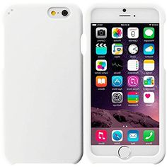 """myLife Frozen Mountain Top White {Professional, Modern and Stylish} 2 Piece Snap-On Rubberized Protective Faceplate Case for the NEW iPhone 6 Plus (6G) 6th Generation Phone by Apple, 5.5"""" Screen Version """"All Ports Accessible"""" myLife Brand Products http://www.amazon.com/dp/B00UB56LFC/ref=cm_sw_r_pi_dp_PpAhvb134CBAD"""