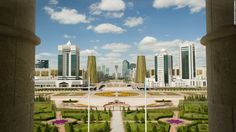 ASTANA, KAZAKHSTAN -