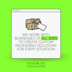 Do you have an idea about the packaging model your brand needs? Get in touch with us to discuss this idea and start making it a reality with our customizable packaging! 🛍️ Whatever the size of your business, we can help you! ✨ Packaging Services, Packaging Supplies, Packaging Solutions, Custom Packaging, Retail Packaging, Packaging News, Enterprise Business, Custom Printed Boxes, Print Box