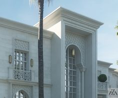 Grab the latest photos of classic villa exterior design on this page. classic villa exterior design pictures are posted by our team on July Villa Design, Islamic Architecture, Facade Architecture, Home Interior Design, Exterior Design, House Front Design, Mediterranean Homes, Stone Houses, Facade House