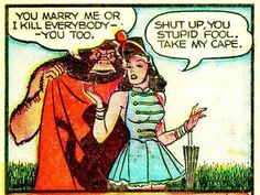 Romance Is Still Alive Old Comics, Vintage Comics, Book Images, My Images, Comic Art, Comic Books, Comic Book Panels, She Wolf, Pirate Treasure
