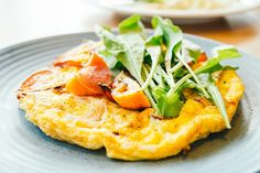Omelette with tomatoes, omelet recipe, breakfast cooking, food cooking, easy cooking