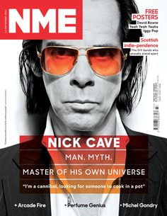 Nick Cave - NME UK