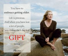 Life is a gift. Give something back by becoming more.