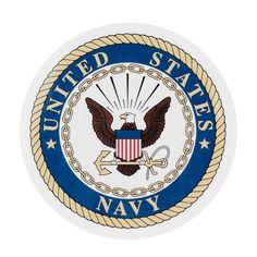 U.S. Military Online Store - Navy Decal Sticker | Navy Stickers & Decals | Navy Logo Decal Sticker