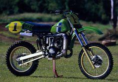 1980 Factory Kawasaki SR500 of Brad Lackey0   Explore Tony B…   Flickr - Photo Sharing!