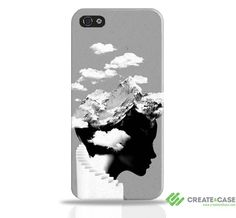 Artist Designed iPhone 5 tough case / cover / by CreateandCase, £19.99