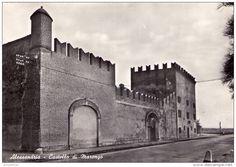 Alessandria - ALESSANDRIA , castello