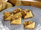 English Toffee Shortbread Cookies