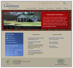 City of Laurinburg - www.laurinburg.org