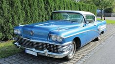 Mike's 58er Buick Super Riviera