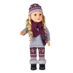 "Newberry(TM/MC) 18"" Doll - Emma"