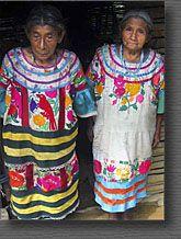 Abuelitas mexicanas.