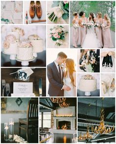 Inspirational Wedding Ideas #232: Touch Of Blush - http://www.diyweddingsmag.com/inspirational-wedding-ideas-232-touch-of-blush/