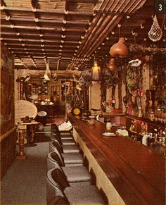 An original Tiki Bar....  Dusting The Sand Off Of Philly's Tiki Heritage | Hidden City Philadelphia