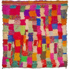 Boucherouite textile quot;Think Pinkquot;