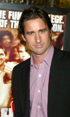 LOVE luke wilson!  I always wondered, why he hasn't done more.