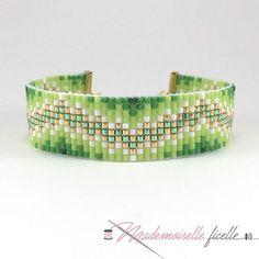 """Résultat de recherche d'images pour """"bead loom bracelet sluiting"""""""