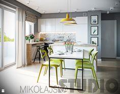 nowoczesna stylowa kuchnia - zdjęcie od MIKOŁAJSKAstudio - Kuchnia - Styl Nowoczesny - MIKOŁAJSKAstudio