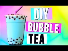 Make Your Very Own Bubble Tea At Home! ---> http://gwyl.io/make-bubble-tea-home/