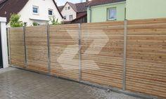 Sichtschutz Eigenbau / Sichtschutzzaun, Zaunteam Neckar-Enz, Sachsenheim, 74206 Bad-Wimpfen