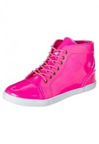Even Sneakers hoog - Roze - Zalando. Even And Odd, High Top Sneakers, Shopping, Shoes, Fashion, Moda, Zapatos, Shoes Outlet, Fashion Styles
