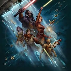 53 Best Star Wars: Knights of the Old Republic images in
