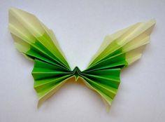 origami butterfly - schmetterling