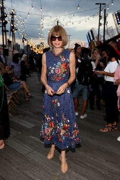 Anna Wintour Photos Photos - Vogue Editor in Chief and Conde Nast artistic…