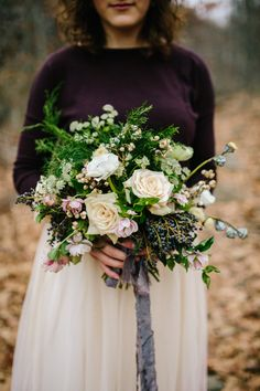 If you love hiking, camping and the great outdoors, you will love today's styled shoot! Inspired by a small intimate forest elopement. Photography Ramblefree Photo Co.