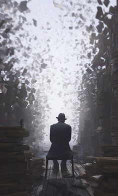 Fantasy and sci-fi collide in the haunting digital artwork of Jie Ma. Fantasy and sci-fi collide in the haunting digital artwork of Jie Ma. Artwork Fantasy, Fantasy Art, Cg Artwork, Arte Obscura, Photo D Art, Montage Photo, 3ds Max, Psychedelic Art, Belle Photo