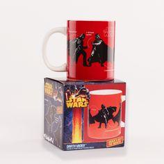 8bc6a86a75ec Caneca e embalagem Star Wars Designed by Paladone Mug