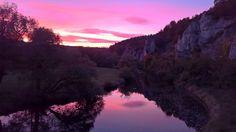 Urlaub in Deutschland: Wandern im Naturpark Obere Donau #zollernalb #wandern #donauwelle