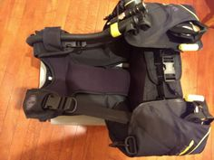 US Divers ABS with new BCD http://www.deepbluediving.org/suunto-zoop-novo-dive-computer-review/