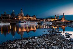 Dresden Skyline II