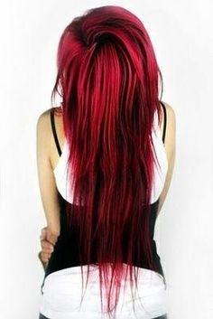 Red hair ♥♥♡