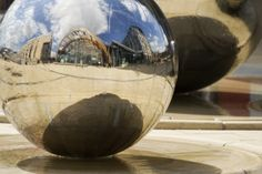Steel Ball in St Pauls Square