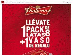 Budweiser - Promo Packs