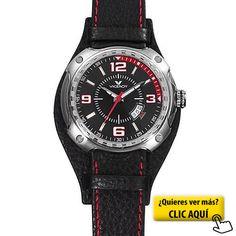 Reloj Viceroy Rebel Men 46501-55 Hombre Negro #reloj