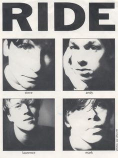 Ride. shoegaze. dreampop. they're both and so much more. and i love them.