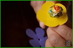 Tweedot blog magazine - creare fiori con i lecca lecca