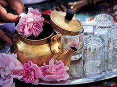 Rose Water Recipe | Just A Pinch Recipes