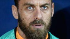 Football: Roma skipper De Rossi gets two-match ban